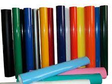 calendered vinyl rolls