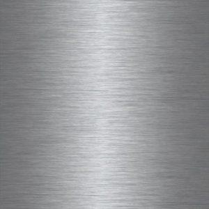 brused aluminium vinyl