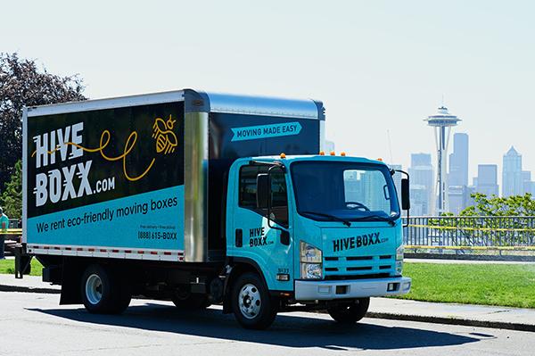 Oracal gloss vinyl for trucks