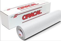 Oracal matt sign vinyl roll