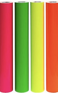 fluorescent vinyl film