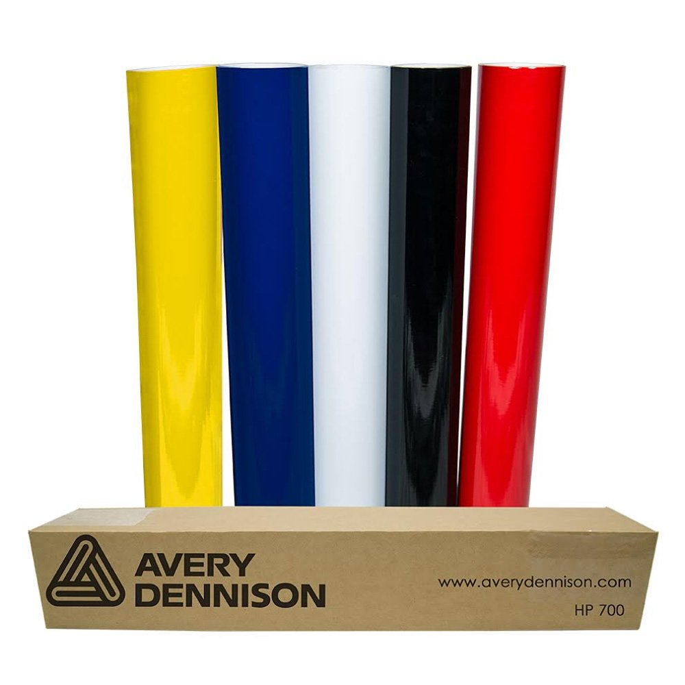 graphic about Avery Printable Vinyl identified as Avery 700 High quality Motion picture